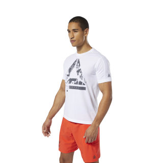 Training Speedwick Move Tee White DU3965