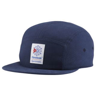 Gorra Classics Foundation 5 Panel Collegiate Navy BQ2134