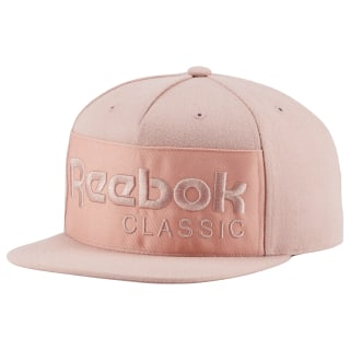 Classics Foundation Hat Chalk Pink CV8658