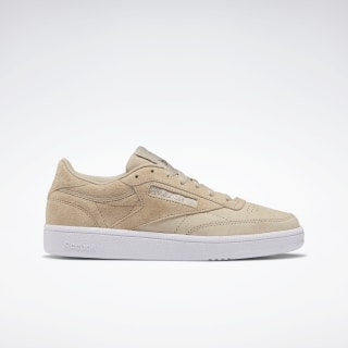 Club C 85 Shoes Modern Beige / White / Modern Beige EF3292