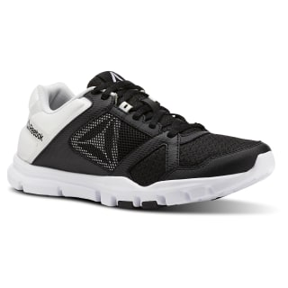 Tenis YOURFLEX TRAINETTE 10 MT Black / White CN4733
