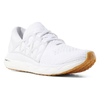 Reebok Floatride Run Ultraknit White / True Grey / Black / Gum Rubber DV3887