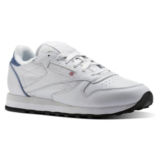 Classic Leather Archive-Spirit White/Blue Slate/White/Black CN3060
