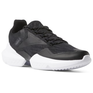 Reebok Split Fuel Shoes Black / TRUE GREY / WHITE DV5447