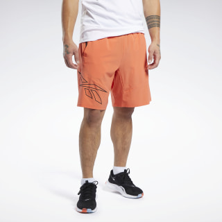United by Fitness Epic Shorts Vivid Orange FQ4402
