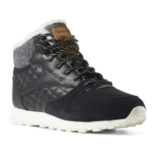 Classic Leather Arctic Boot Black / Chalk / Soft Camel / Practical Pink CN3744