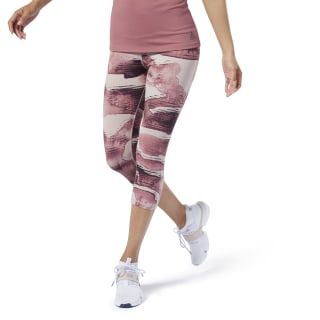 Yoga Lux Bold 3/4 Tight 2.0 Shell Pink DY8052