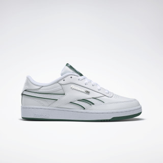 Club C Revenge Plus Shoes White / Clover Green DV8637