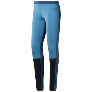 Tight de compression Reebok CrossFit Mendota Blue CY5666