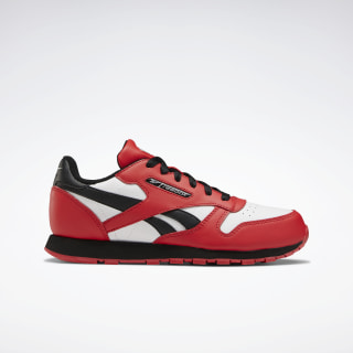 Classic Leather Shoes Primal Red / Black / White FW6824