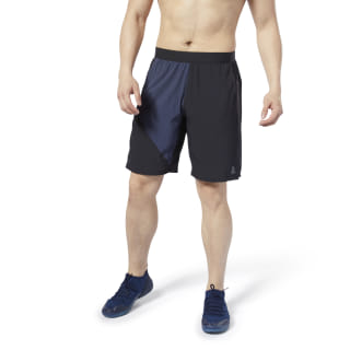LES MILLS® Speedwick Shorts Black ED0580