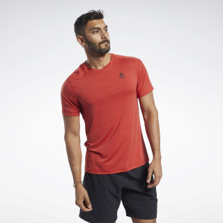 Reebok CrossFit® ACTIVCHILL Tee Legacy Red FK4321