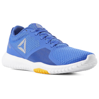 Reebok Flexagon Force Crushed Cobalt / Collegiate Navy / Solar Gold / Silver CN6528