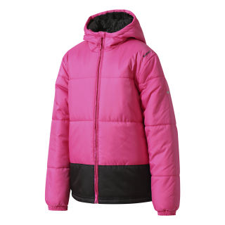 Куртка утепленная  ES PAD JACKET CHARGED PINK F15-R/BLACK BR4341