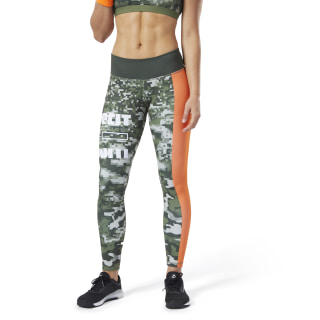 Reebok CrossFit® Lux Tights Canopy Green DY8415