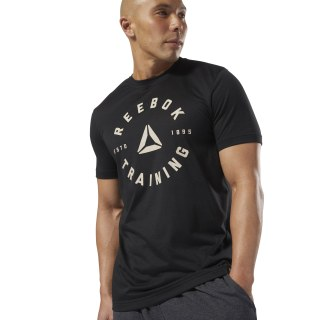 GRAPHIC TEE SHORT SLEEVE GS Training Speedwick Tee black DH3743