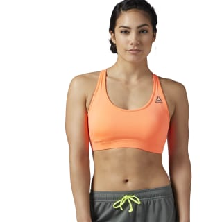 Running Essentials Sports Bra Guava Punch BQ7496