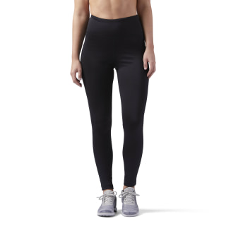 CALZAS WOR PP HR TIGHT BLACK/BLACK CE1248
