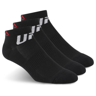 UFC Fan Inside Sock Black / Black / Black AZ8791