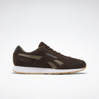 Reebok Royal Glide Dark Brown / Trek Grey / Reebok Rubber Gum-01 EF7690