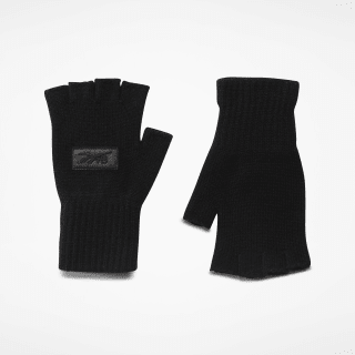 VB Fingerless Gloves Black FQ7219