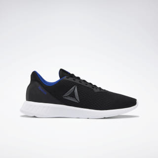 Reebok Lite Men's Shoes Black / White / Cobalt DV5464
