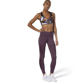 Dance Mesh Tight Urban Violet DW9236