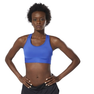 Reebok Running Bra Crushed Cobalt DP6604