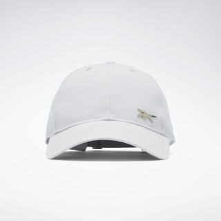 Active Foundation Badge Cap Sterling Grey FQ5513