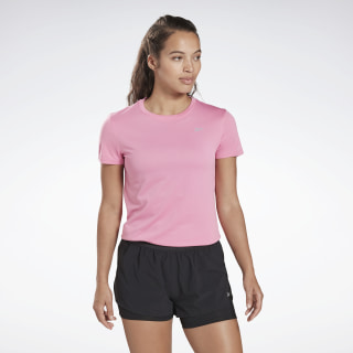 Running Essentials Speedwick Tee Posh Pink FK6518