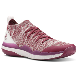 LES MILLS Circuit Trainer Ultraknit Twisted Berry/White CN6343