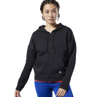 Sweat à capuche Workout Ready Black EC2379