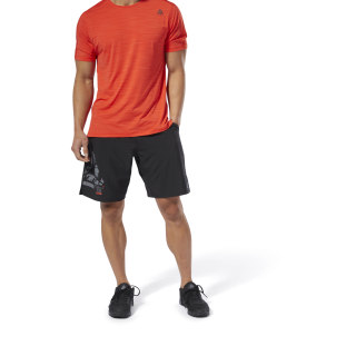 Pantalón corto Training Epic Lightweight Black DP6567