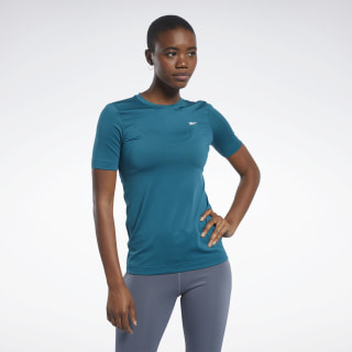 Workout Ready Supremium Tee Heritage Teal FK6801