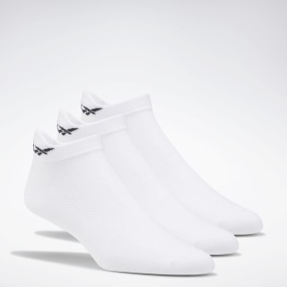 One Series Training Socks 3 Pairs White / White / Tin Grey FQ6251