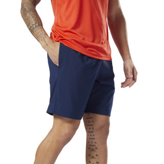 Shorts tejidos collegiate navy D94209