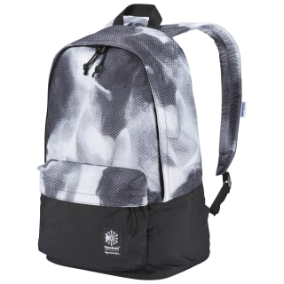 Classic Graphic Backpack Black CE3424