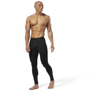 Tight Workout Ready Compression Black CY3624