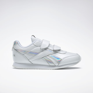 Reebok Royal Classic Jogger 2.0 Shoes White / Iridescent DV9021