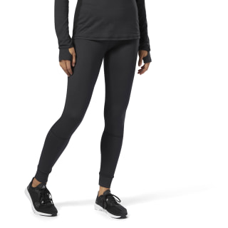 Legging Thermowarm Touch Black CY3301