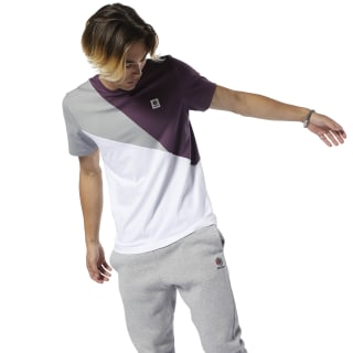 Classics Advanced Tee Urban Violet DT8226