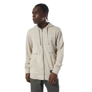Sudadera Noble Fight Parchment D96043