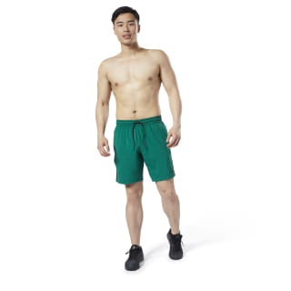 WOR Woven Shorts Clover Green DY7812