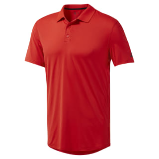 WOR Polo Shirt Canton Red DU2187