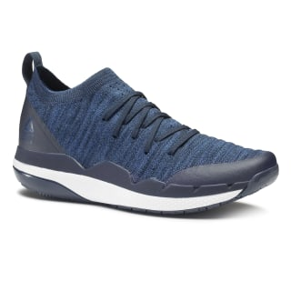 LES MILLS Circuit Trainer Ultraknit Collegiate Navy / Washed Blue / White CN5949