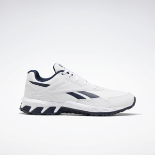 Buty Ridgerider 5.0 White / Collegiate Navy / White EF4212
