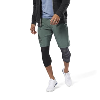Pantalón corto Epic Lightweight Chalk Green CY4905