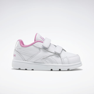 Reebok Royal Prime Shoes White / Posh Pink / None EF7567