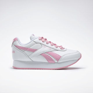 Reebok Royal Classic Jogger 2.0 Shoes White / Light Pink / None DV9044