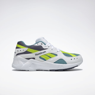 Aztrek Shoes White / NAVY / MIST / LIME DV9571